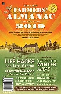 Farmers' Almanac - Wikipedia