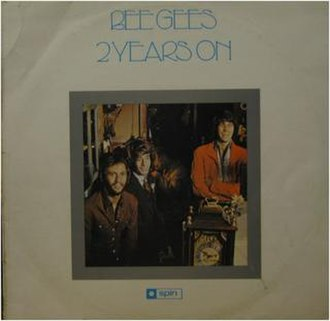 2 Years On - Image: 2yearsonbeegees