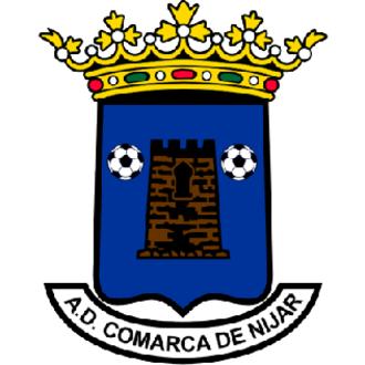 CD Comarca de Níjar - Former shield