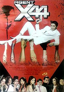 http://upload.wikimedia.org/wikipedia/en/thumb/9/9d/Agent_X44_Poster.jpg/220px-Agent_X44_Poster.jpg