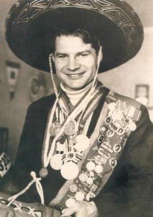 Aleksei Kiselyov (boxer) - Image: Aleksei Kiselyov (boxer)
