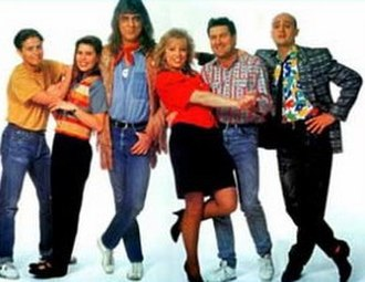 All Together Now (1991 Australian TV series) - Image: All together now au show