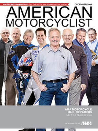 American Motorcyclist - American Motorcyclist December 2009 Issue