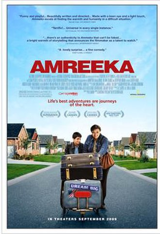 Amreeka - Theatrical release poster