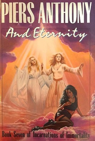 And Eternity - Paperback book cover