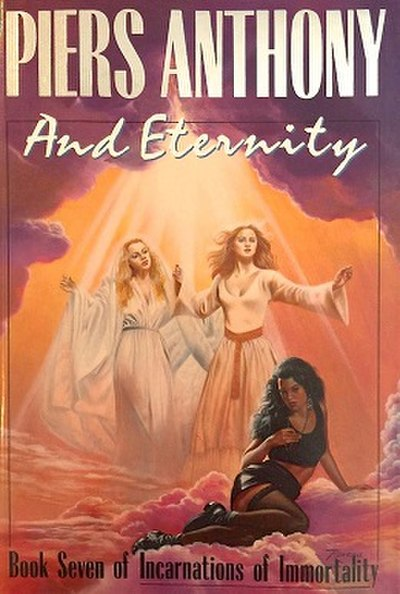 Picture of a book: And Eternity