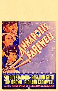 <i>Annapolis Farewell</i> 1935 film by Alexander Hall