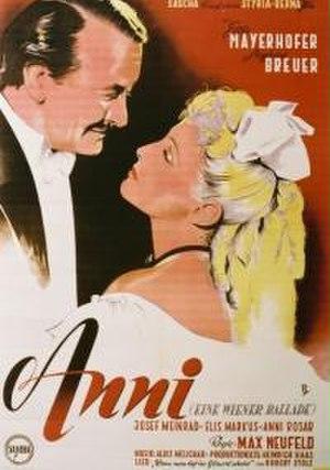 Anni (film) - Image: Anni (film)
