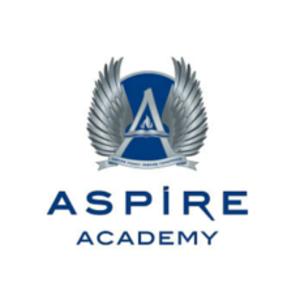 Aspire Academy - Image: Aspire Academy Logo White
