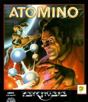 Atomino - Amiga cover art