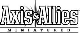 Axis & Allies Miniatures miniature wargame often referred to as A&A Minis