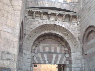 Bab al-Futuh - Image: Bab al Futuh