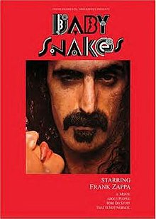 Frank Zappa - Baby Snakes movie