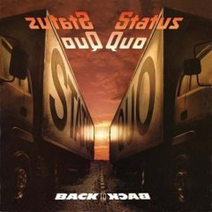 Back to Back (Status Quo album) - Image: Back To Back Status Quo