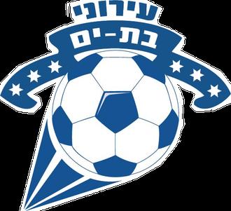 Maccabi Ironi Bat Yam F.C. - Maccabi Ironi Bat Yam's emblem