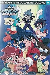 <i>Beyblade G-Revolution</i> Third season of Japanese anime Beyblade