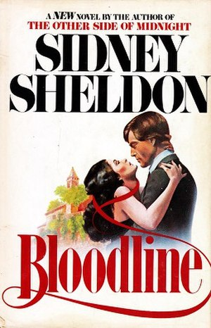 Bloodline (Sheldon novel) - First edition