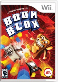 <i>Boom Blox</i> video game