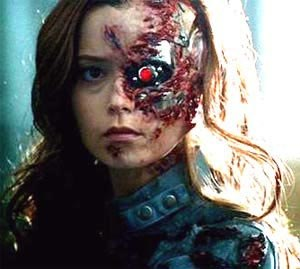 Born to Run (Terminator: The Sarah Connor Chronicles) - Image: Born 2Run Glau