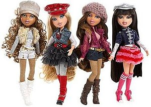 Bratz - Bratz dolls from 2010