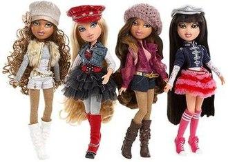 Bratz - Bratz dolls from 2010