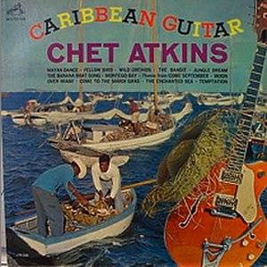 Caribbean Guitar - Image: Caribbean Guitar