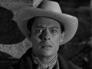Carlos Rivas (actor) - In The Black Scorpion (1957)