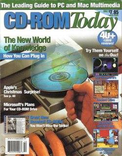 <i>CD-ROM Today</i>