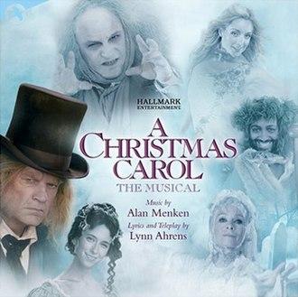 A Christmas Carol (2004 film) - DVD cover