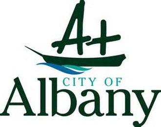 City of Albany - Image: City of albany logo