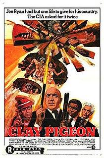 <i>Clay Pigeon</i> (film) 1971 film