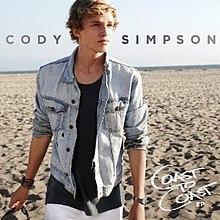 61a809171f4 Coast to Coast (Cody Simpson EP) - Wikipedia