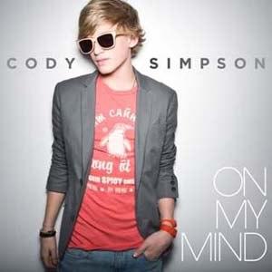 On My Mind (Cody Simpson song) - Image: Codysimpsononmymind