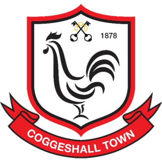 Coggeshall Town F.C. - Image: Coggeshall Town logo