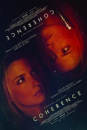 Coherence (film) - Theatrical release poster