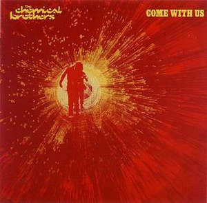 Come with Us - Image: Come with us album cover