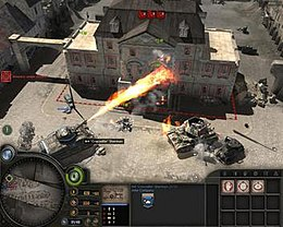 company of heroes hill 192 walkthrough