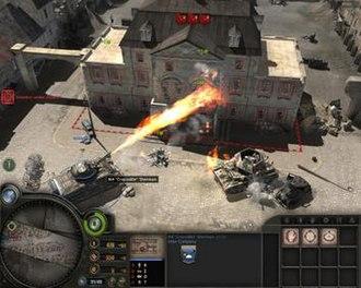 Company of Heroes - Gameplay screenshot