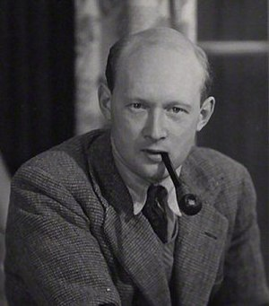 C. H. Waddington - Conrad Hal Waddington, FRS, FRSE