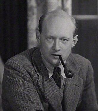 C. H. Waddington - Conrad Hal Waddington, FRS, FRSE
