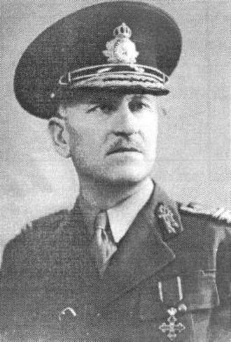 Constantin Constantinescu-Claps - General Constantin Constantinescu-Claps