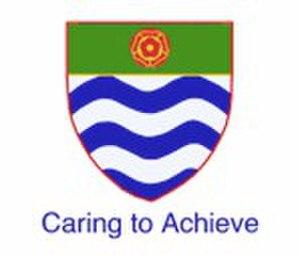Court Moor School - Image: Court Moor School Logo