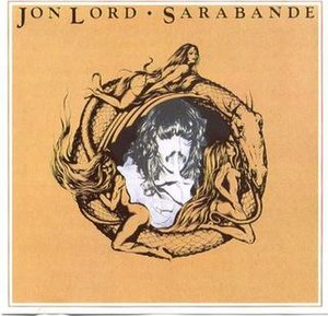 Sarabande (album) - Image: Cover sarabande front