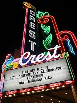 crest theatre wikipedia