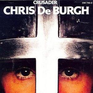 Crusader (Chris de Burgh album) - Image: Crusader cdeb