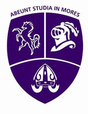 Chislehurst and Sidcup Grammar School - Image: Csgs badge