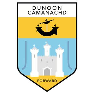 Dunoon Camanachd - Image: DUNOONCAMANACHDCREST