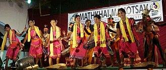 Western Odisha - Dalkhai, A Sambalpuri Folk Dance Form