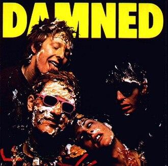 Damned Damned Damned - Image: Damned Damned damned damned album cover