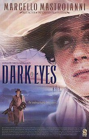 Dark Eyes (film) - Film poster